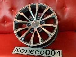 Новые литые диски -9009 R18 6/139.7 GFM