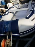 Продам хорошую моторную лодку с прицепом!