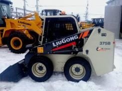 Liugong CLG 375BIII. Новый мини-погрузчик LiuGong 375B в наличии, 865кг., Дизельный, 0,50куб. м.