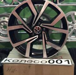 Новые литые диски VW-1904 R16 5/100 BFP
