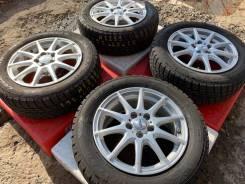 Красавцы Диски Weds R15! Prius/Allion/Premio Беспл. до ТК! #1239