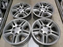 """Оригинальные """"Lexus GX470"""" 17"""" 7.5jj (6*139.7)et+25 (Япония, Тойота)"""