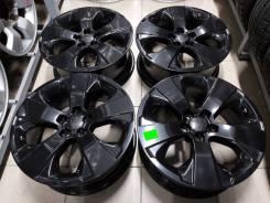 """Оригинальные литые диски Субару на 17"""" 7j (5*100) вылет +48 цо56.1мм"""