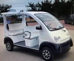 Электромобиль, шаттл для двоих, гольф авто