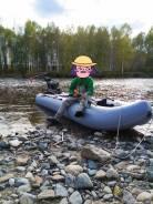 Лодка ПВХ Братан-тунгустка