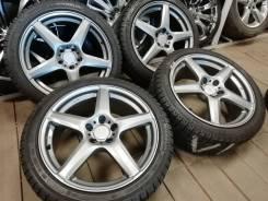 Литые диски OZ MSW на шинах Michelin 245/40R18