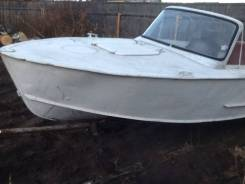 Продам моторную лодку или обменяю на строительные материалы
