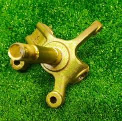 Ступичный узел, левый, (крепление ступицы) для квадроциклов 110сс