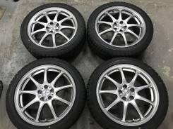 "Manaray Sport Es9 R17 5*100 7j ET50 + 215/55R17 Bridgestone sneaker. 7.0x17"" 5x100.00 ET50. Под заказ"