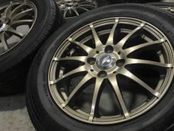 "X Cross Speed R15 4*100 5.5j et43 + 175/65R15 Bridgestone Playz PX-C. 5.5x15"" 4x100.00 ET43. Под заказ"