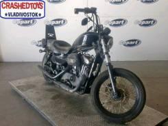 Harley-Davidson Sportster 1200 Nightster XL1200N 12833, 2009
