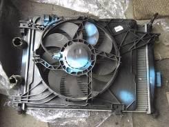 Qashqai радиатор двигателя