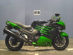 Kawasaki Ninja ZX. 1 400куб. см., исправен, птс, без пробега. Под заказ