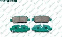 Тормозные колодки дисковые G-brake GP-01244/AN-654/PF-2466