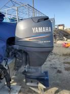 Мотор Yamaha 100 2007 г. 4 такта