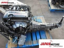 Двигатель в сборе. Toyota Altezza, SXE10 3SGE