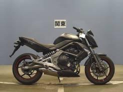 Kawasaki ER-4n. 400куб. см., исправен, птс, без пробега. Под заказ