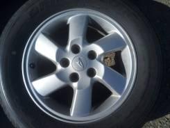"Daihatsu. 6.0x16"", 5x114.30, ET50, ЦО 66,1мм."