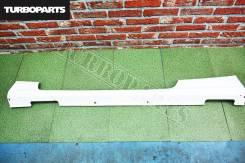 Порог левый пластиковые Nissan Skyline ECR33 (WK1) [Turboparts]