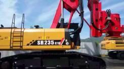 Sany. Буровая установка SANY SR235C10, 9 840куб. см., 1 000кг.