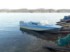 Продам лодку Казанка 5м1