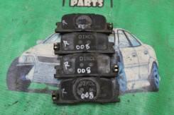 Задние колодки Dextel Toyota Windom MCV30