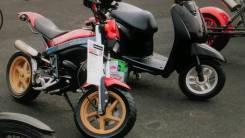 Suzuki Street Magic. 75куб. см., исправен, без птс, с пробегом