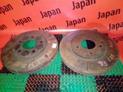 Диски тормозные Nissan Serena C25, передние
