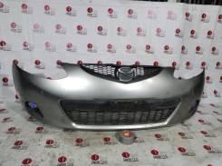 Бампер Mazda Demio Япония, передний