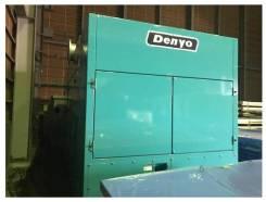 Дизель генератор Denyo DCA-1100 1100 КВТ дизельная электростанция