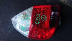Стоп-сигнал Honda FIT, левый задний