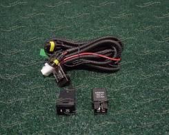 Проводка для ПТФ на Nissan /Ниссан/ 2шт., мод. 2