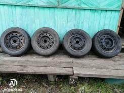 Продам стальные диски R-14 (4х114,3)