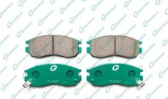 Тормозные колодки дисковые G-brake GP-06043/PF-3271/AN-312