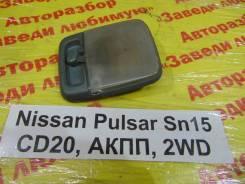 Светильник салона Nissan Pulsar Nissan Pulsar 03.1997