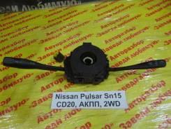 Блок подрулевых переключателей Nissan Pulsar Nissan Pulsar 03.1997