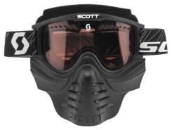 Очки снегоходные защитные Scott 83X Safari Facemask