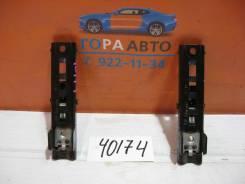 Механизм регулировки ремня безопасности VW Polo (Sed RUS) 2011 (Механизм регулировки ремня безопасности) [3C8857819A]