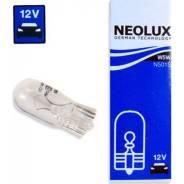 Лампа W5W W2.1X9.5D Standart 12V N501 4006584920723 neolux N501 в наличии