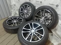 """Литые диски Ace Design на шинах Michelin 235/55R19. 8.0x19"""" 5x108.00 ET48"""