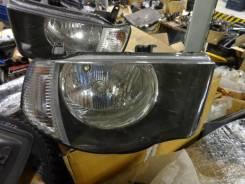 Фара. Mitsubishi L200, KB4T 4D56, 4D56HP
