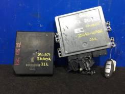 Блок управления двигателем Nissan Qashqai J11
