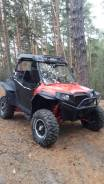 Polaris RZR 900, 2013