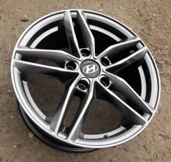 Новые литые диски IFree Moskva на Hyundai Creta R16