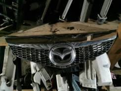 Решетка радиатора. Mazda Atenza, GG3P, GG3S, GGEP, GGES, GY3W, GYEW Mazda Mazda6, GG, GY L3VDT, L3VE, LFDE, LFVE, AJV6, L3C1, L3KG, L813, LF17, LF18...