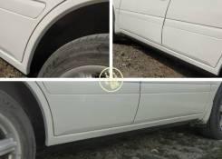 Кузовной ремонт, замена порогов и арок