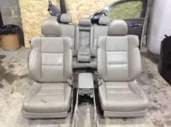 Салон кожаный Honda Accord 8 CU1 CU2 2008-2012