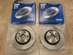 Комплект передних тормозных дисков Camry40-50/Rav4 30 Advics Япония