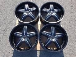 """Dolce Wheels. 8.0x20"""", 5x114.30, ET35, ЦО 73,1мм."""