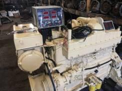 Судовой двигатель cummins NTA-855 с редуктором
